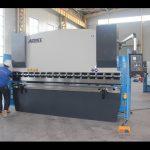 125T машина за огъване на ламарина 6мм, хидравлична преса спирачка WC67Y-125T 3200 за Китай