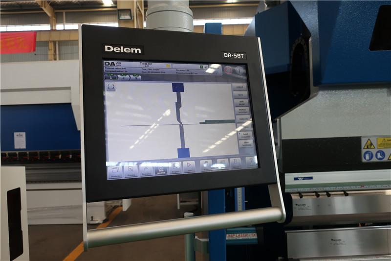 Delem DA58T 2D система с ЦПУ