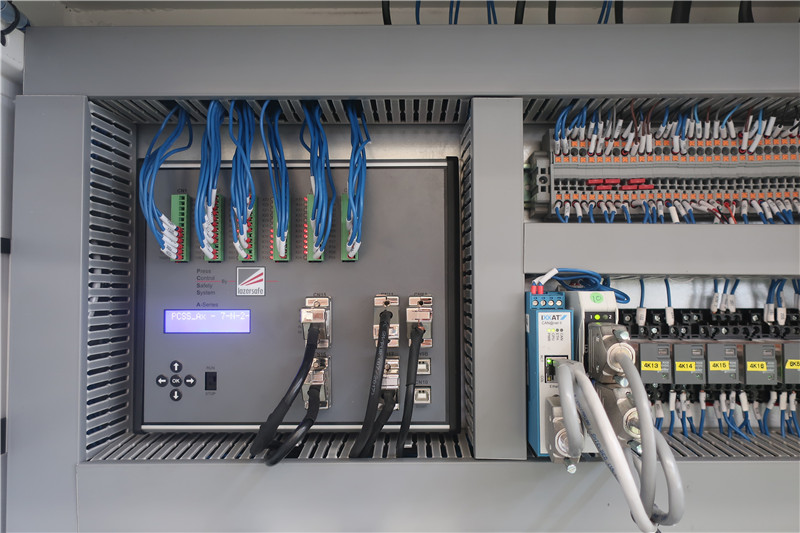 3.Lazersafe PCSS серия PLC за безопасност