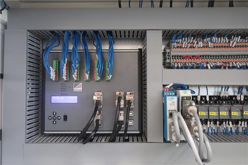 Lazersafe PCSS серия PLC за безопасност