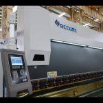 CNC машина за преси 4 оси с CNC машина 175 тона x 4000 мм CNC моторно корониране