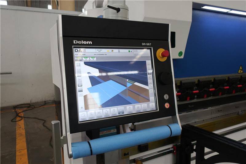 DELEM DA66T 3D система с ЦПУ