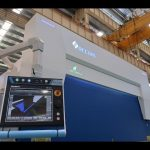 8-степенна хидравлична преси за хидравлични цилиндри, 110 тона 3200 мм