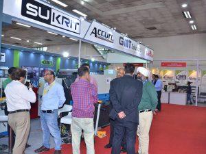Акурл участва в изложението за Индия през 2016 година