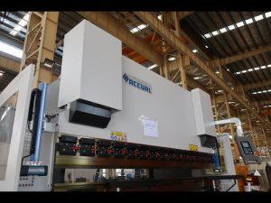 Хидравлична NC преса за огъване / огъване на ламарина MB7-125Tx3200