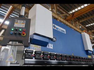 Хидравлична преса спирачка MB7-100Tx3200мм с защитна лазерна защита и система ELGO P40 NC