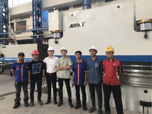 Делегацията на Индонезия дойде да посети нашата фабрика