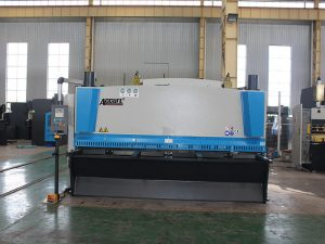 cnc хидравлична срязваща машина цена