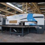 CNC хидравлична куполна щанца преса за 30 тона CNC щанцова преса машина