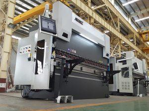 метален лист за огъване 100т / 3200 метална главна преса