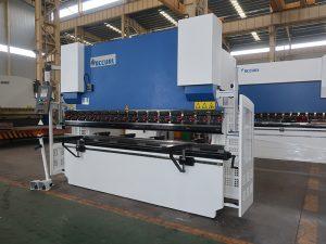 40ton 2200 хидравлична nc преса за спиране с E21S цифрова контролер до Филипин