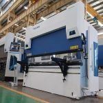 тежка работа DELEM метална плоча cnc хидравлична пресова спирачка цена