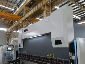 серво електрическо 55 тона CNC преса спирачно оборудване с 5 години гаранция