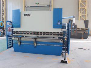 WC67K серия CNC хидравлична преса спирачка